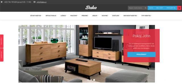 Daka.cz e-shop