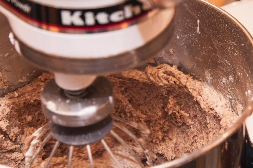 Mixér a příprava těsta
