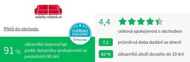 Sedacky-nabytek.cz Heureka
