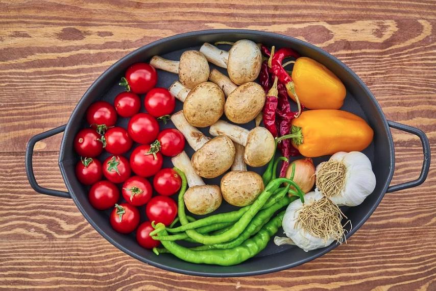 Zdravé vaření s parním hrncem