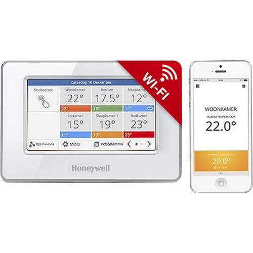 Honeywell EvoTouch Wi-Fi ATC928G3026