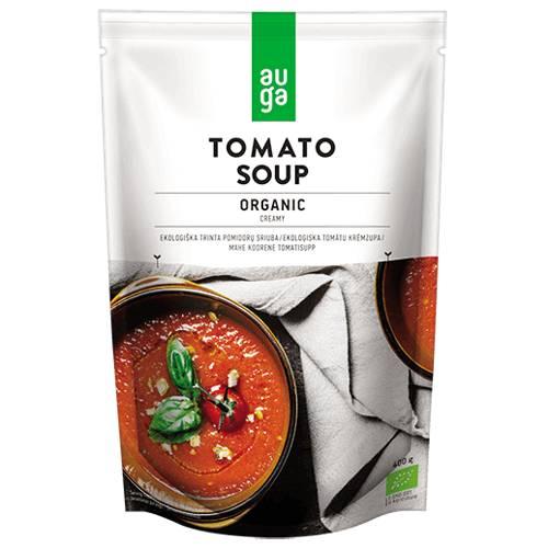 Tomatová BIO krémová polévka Auga