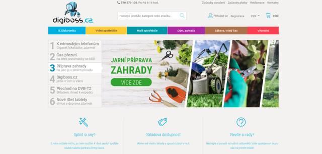 Digiboss.cz e-shop