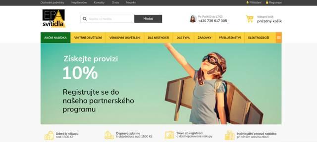 Epasvitidla.cz e-shop