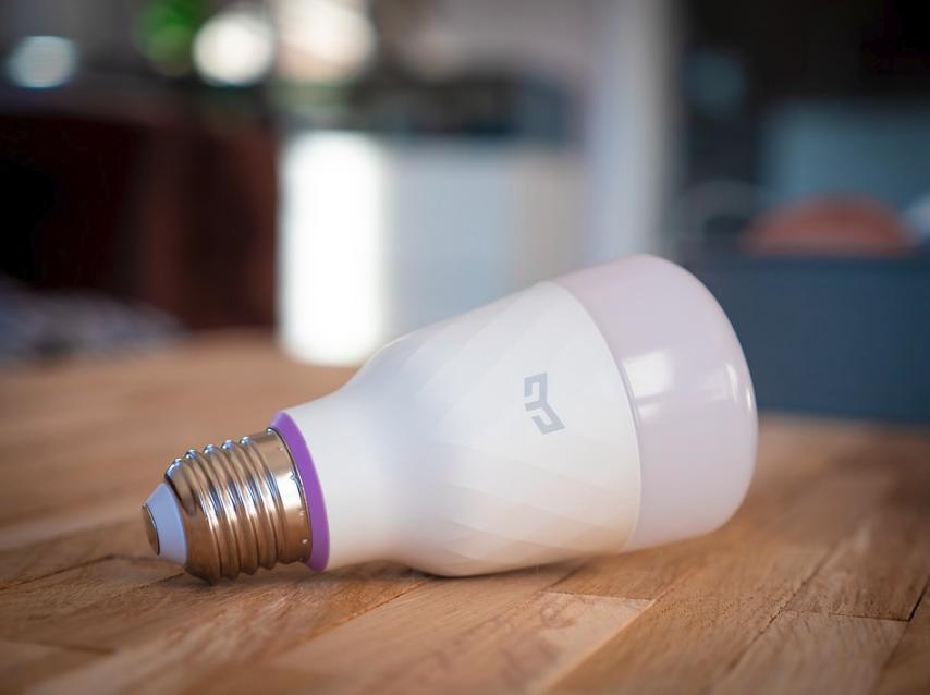 Smart žárovka je často součástí smart domácnosti