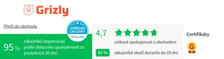 Grizly.cz Heureka