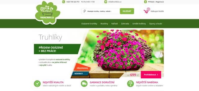 Truhlíkov.cz e-shop