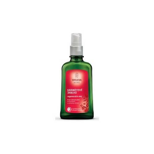Tělový olej s granátovým jablkem Weleda