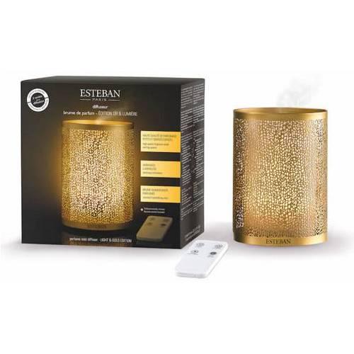 Ultrasonický difuzér Gold & Light