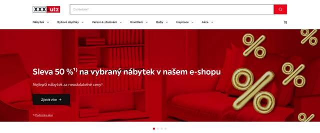 XXXLutz e-shop