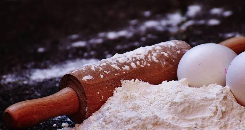 Základní suroviny na domácí pečivo