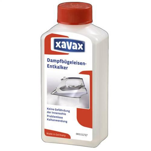 Odvápňovací přípravek pro napařovací žehličky Xavax