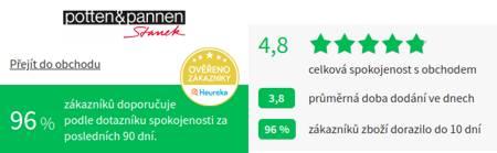 Pottenpannen.cz Heureka