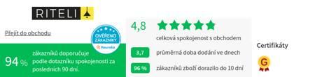 Riteli.cz Heureka