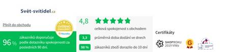 Svet-svitidel.cz Heureka