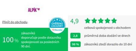 Alpík.cz Heureka