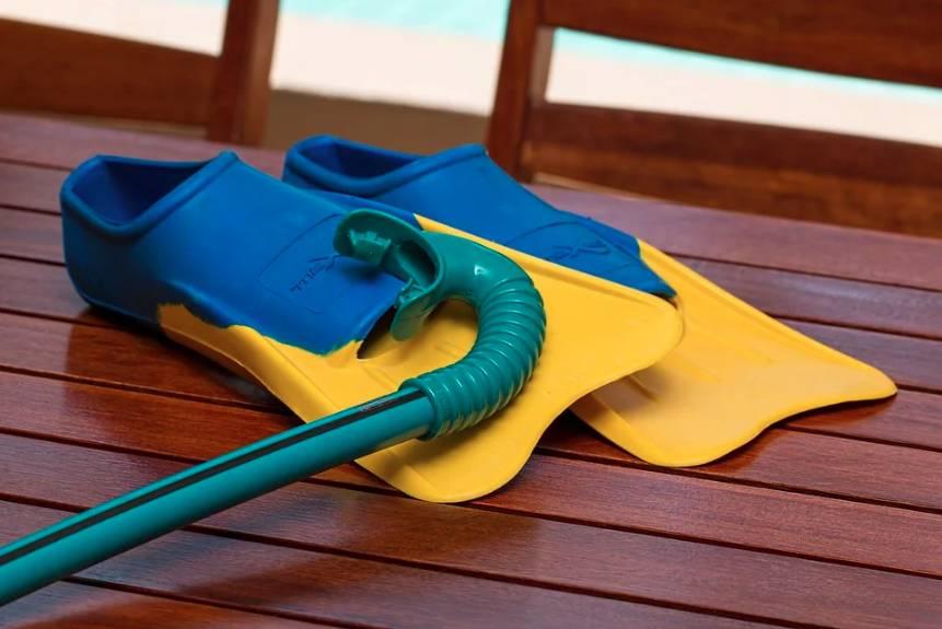 Bazénové příslušenství pro sport i zábavu