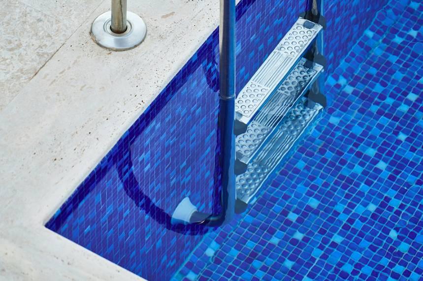 Bazénové příslušenství pro větší bezpečnost
