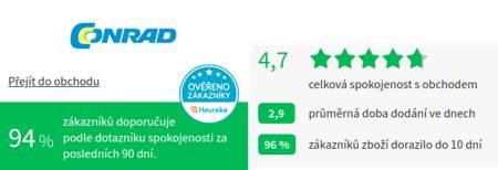 Conrad.cz Heureka
