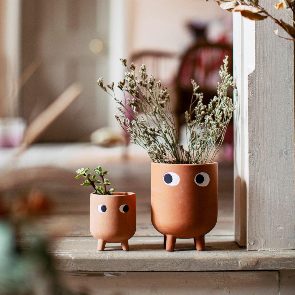 keramické květináče pro vaši kreativitu