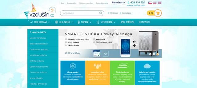 Vzdusin.cz e-shop