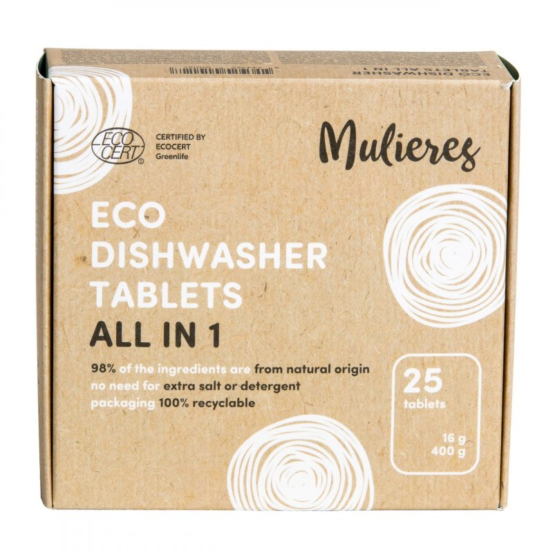 eco dishwasher tablets Mulieres