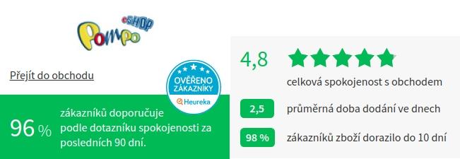 Pompo.cz Heureka