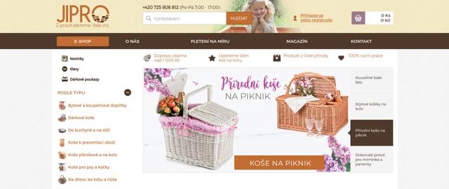 Prouti.cz e-shop
