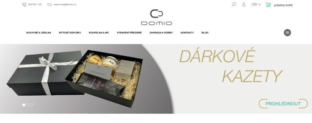 Domio.cz e-shop