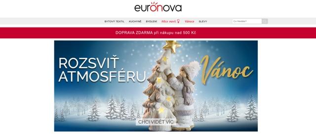 Euronova-shop.cz e-shop