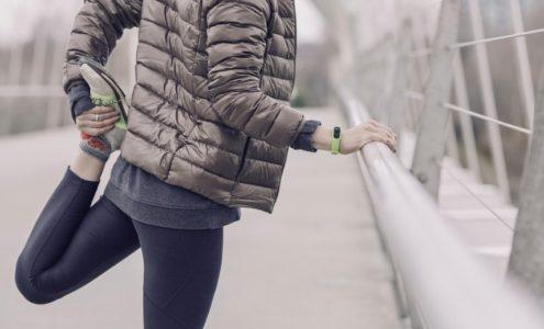 Jak na cvičení v zimě