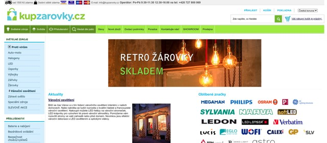 Kupžárovky.cz e-shop