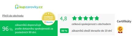 Kupžárovky.cz Heureka