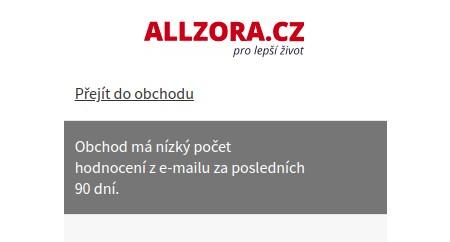 Allzora.cz Heureka