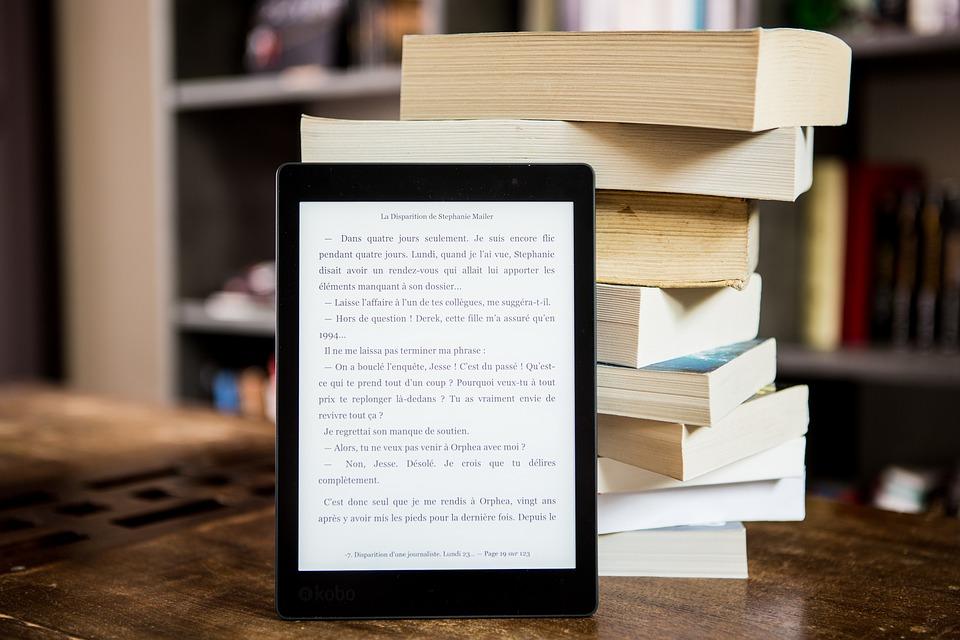 Jak vybrat čtečku elektronických knih