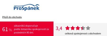 ProSpánek.cz Heureka