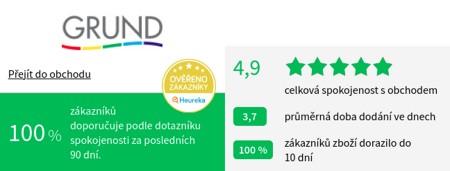 GRUND.cz Heureka