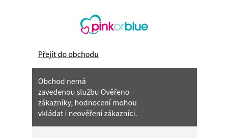 pinkorblue.cz Heureka