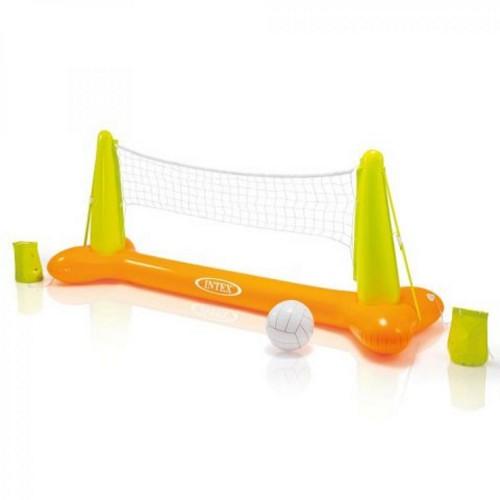 Intex nafukovací volejbalová sada se sítí