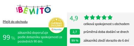 Benito.cz Heureka