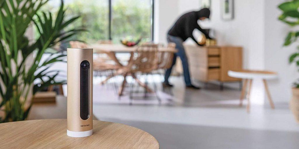 Netatmo smart indoor kamera
