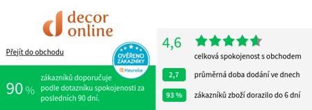 DecorOnline.cz Heureka