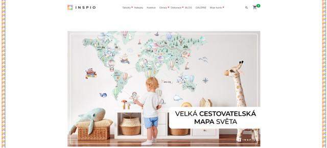 Inspio.cz e-shop